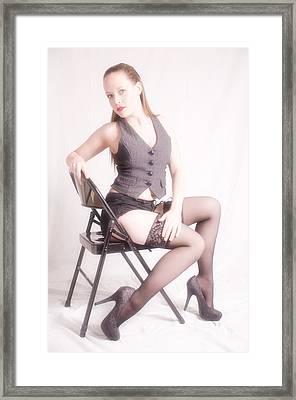 Cabaret 8 Framed Print by Matthew Angelo