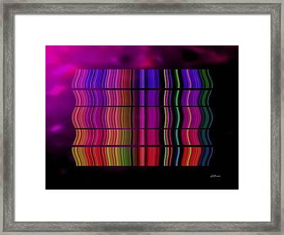 Cabaret Framed Print by Greg Reed Brown