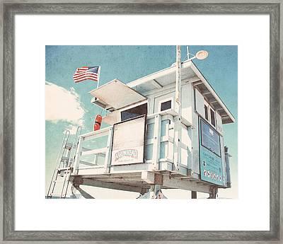 The Cabin Framed Print