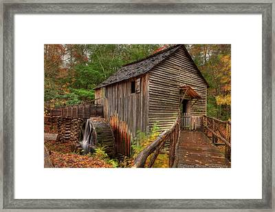 Cable Mill Framed Print by Charles Warren