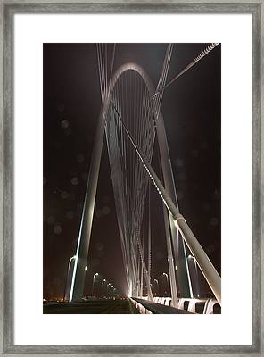 Cables Framed Print