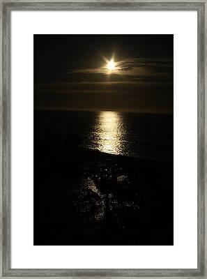 Cabo Dusk Framed Print by Fredrik Ryden