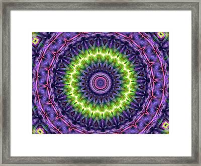 Cadmus Framed Print by Danny Lally