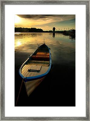 Framed Print featuring the photograph Caicque by Okan YILMAZ