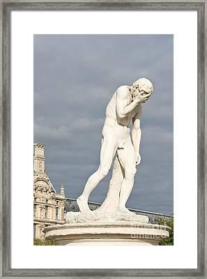 Cain Framed Print
