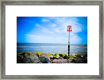 Caister On Sea Framed Print by Ruth MacLeod