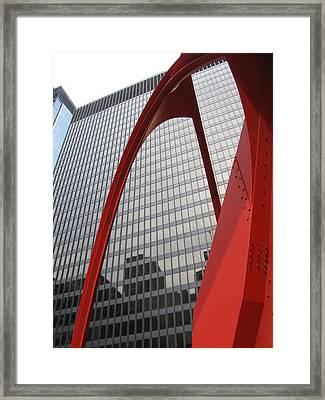 Calder -2 Framed Print by Todd Sherlock