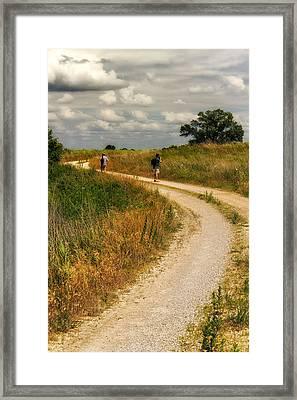 Camerawork Framed Print