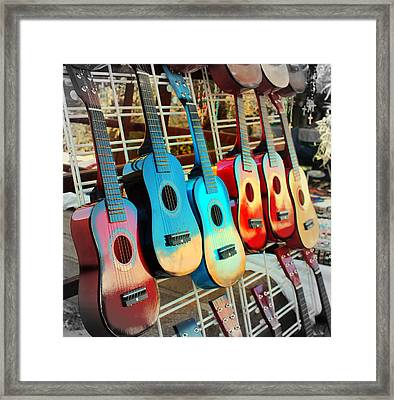 Framed Print featuring the photograph Can You Hear The Music by Jo Sheehan