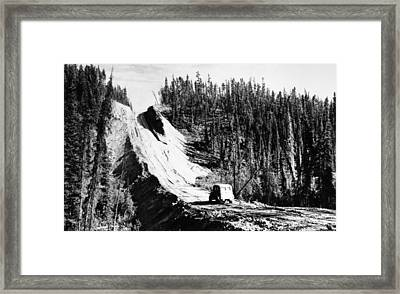 Canada: Alaska Highway Framed Print by Granger