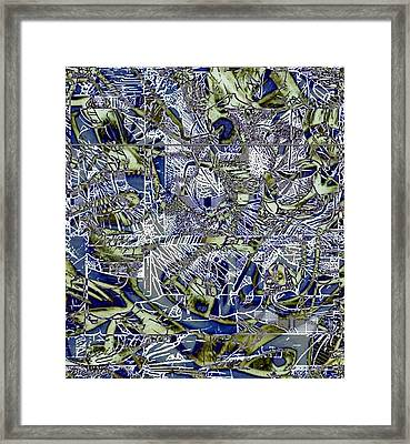 Candy Framed Print by Dave Kwinter