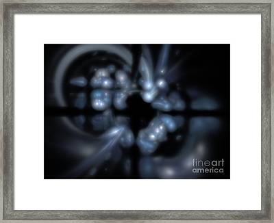 Canis Minor Framed Print