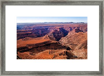 Canyonlands II Framed Print by Robert Bales