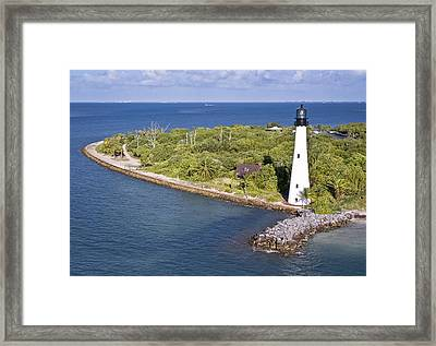 Cape Florida Framed Print by Patrick M Lynch