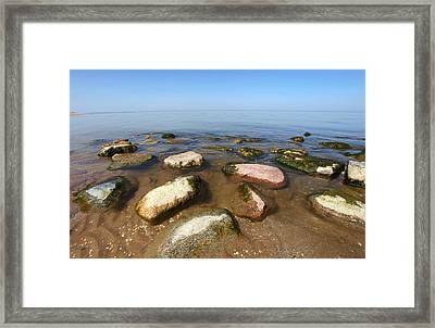 Cape Kolka Framed Print