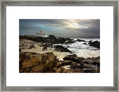Cape Raso Framed Print by Carlos Caetano
