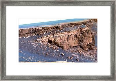 Cape St. Vincent, Mars Framed Print