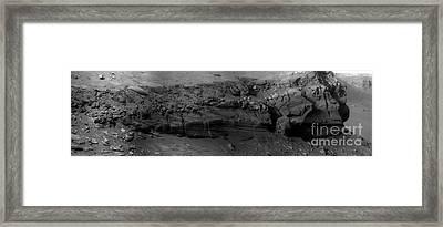 Cape Verde, Mars Framed Print