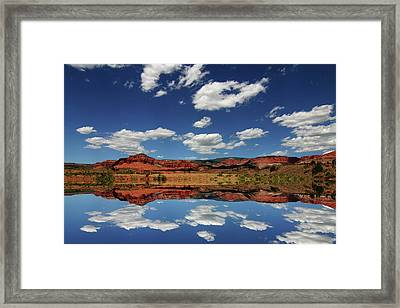 Capitol Reef National Park 4 Framed Print by Southern Utah  Photography
