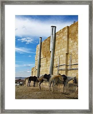 Cappadocia Turkey Framed Print by Ian Stevenson