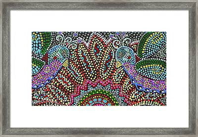 Captivating Flight Framed Print