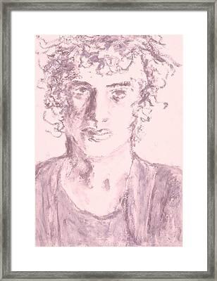 Captive Framed Print