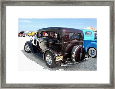 Car 139 Framed Print by Joyce StJames