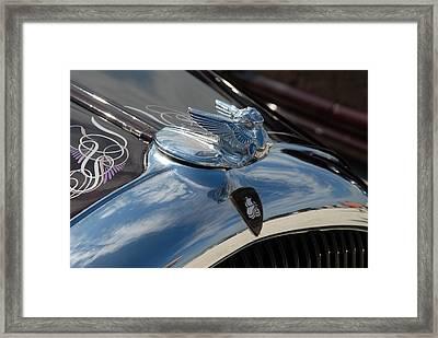 Car 142 Framed Print by Joyce StJames