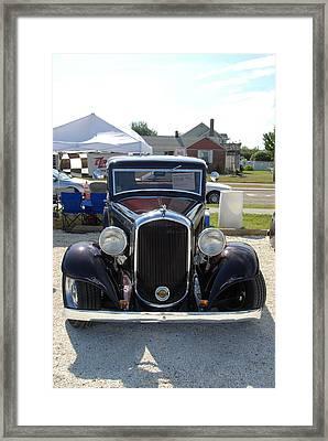 Car 143 Framed Print by Joyce StJames