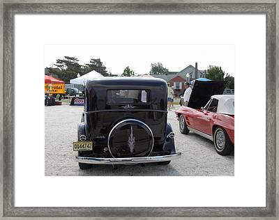 Car 189 Framed Print by Joyce StJames