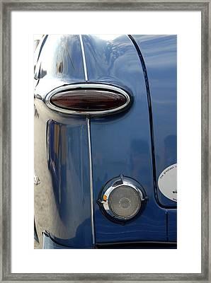 Car 200 Framed Print by Joyce StJames