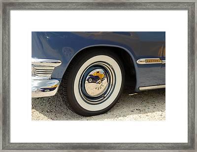 Car 202 Framed Print by Joyce StJames