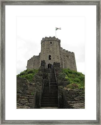 Cardiff Castle Framed Print