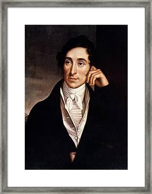 Carl Maria Von Weber Framed Print by Granger