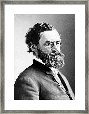 Carl Schurz (1829-1906) Framed Print