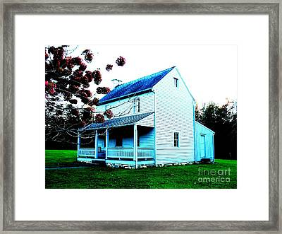 Framed Print featuring the photograph Carnifex Lll by Amy Sorrell