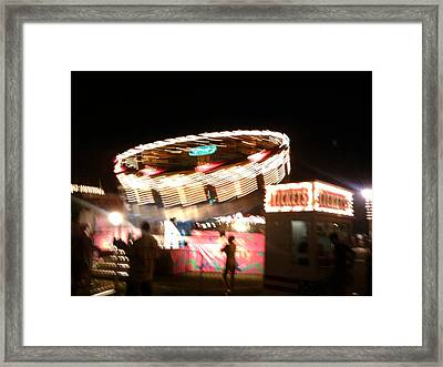 Framed Print featuring the photograph Carnival by Clara Sue Beym