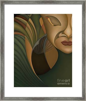 Carnival Framed Print by Joanna Pregon
