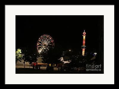 Eastern New Mexico State Fair Framed Prints
