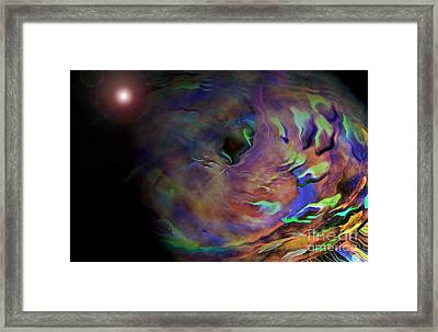 Carpeltunnell Framed Print by Robert Meanor