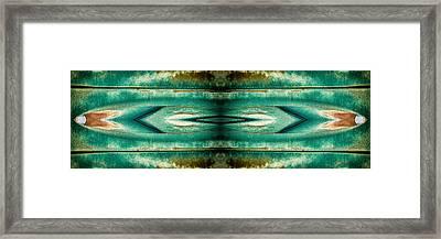 Carschach002 Framed Print by Tony Grider