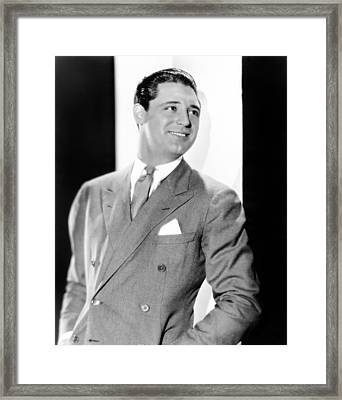 Cary Grant, 1930s Framed Print by Everett