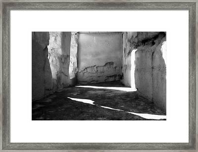 Casa Grande Ruin  Framed Print