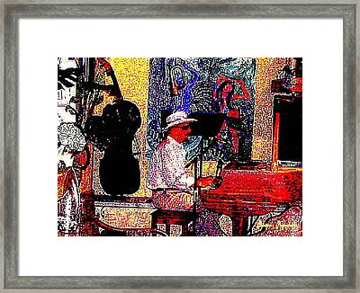 Framed Print featuring the photograph Casanova by Sadie Reneau