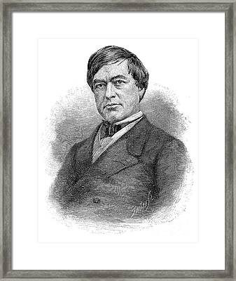 Cassius Clay (1810-1903) Framed Print by Granger