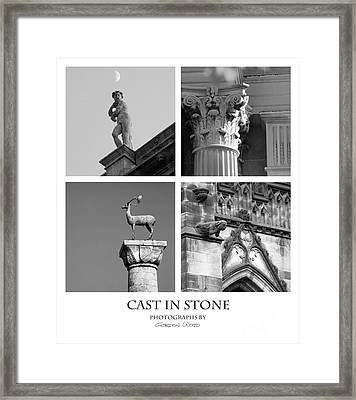 Cast In Stone Framed Print