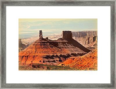 Castle Bute 1 Framed Print by Marty Koch