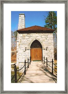 Castle Mcculloch Framed Print