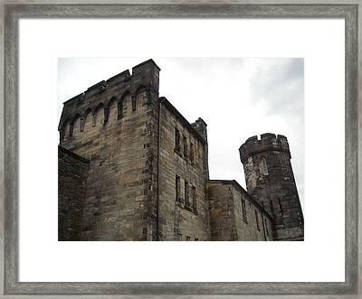 Castle Penitentiary Framed Print