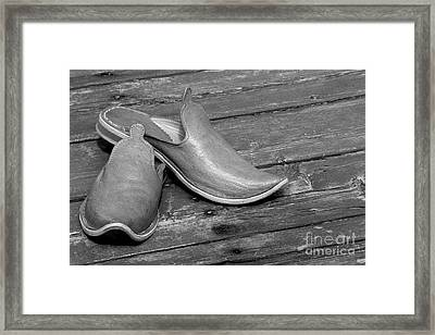 Casual Framed Print by Sophie Vigneault